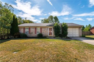 Clark County Single Family Home For Sale: 214 Delta Drive