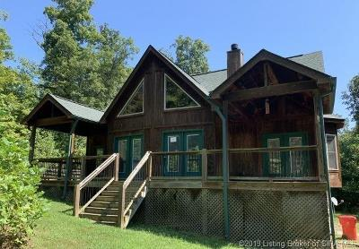 Clark County Single Family Home For Sale: 20806 Cabin Hill Road