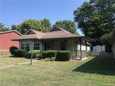Jeffersonville Single Family Home For Sale: 411 Main Street