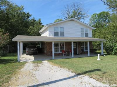 Clark County Single Family Home For Sale: 2511 Gutford Road