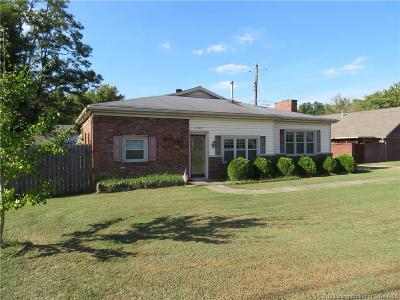 Clark County Single Family Home For Sale: 2509 Gutford Road