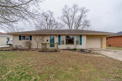 Floyd County Single Family Home For Sale: 302 Winfield Drive