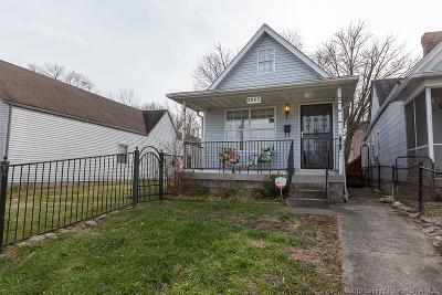 New Albany Single Family Home For Sale: 1604 E Main Street