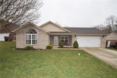 Jeffersonville Single Family Home For Sale: 5807 Quarter Court