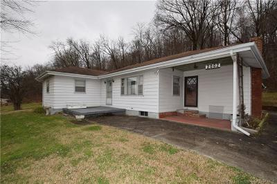 New Albany Single Family Home For Sale: 2002 State Road 111