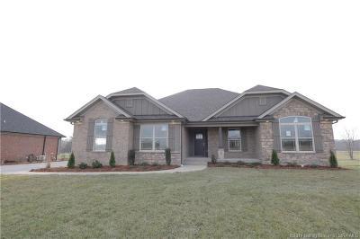 Clark County Single Family Home For Sale: 1860 Hazeltine Way