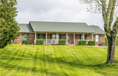 Corydon Single Family Home For Sale: 3670 German Ridge Road NE