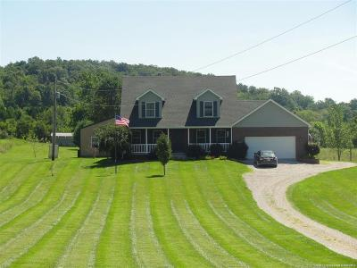 Harrison County Single Family Home For Sale: 7160 Dixie Road SW