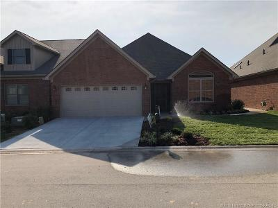 Jeffersonville IN Single Family Home For Sale: $364,900