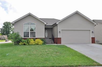 Jeffersonville Single Family Home For Sale: 1724 Sydney Circle