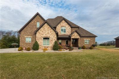 Floyds Knobs Single Family Home For Sale: 986 Baumann Drive N