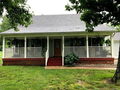 Clark County Single Family Home For Sale: 5208 County Road 160