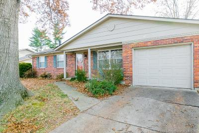 Clarksville Single Family Home For Sale: 210 Ponder Way