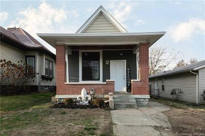 New Albany Single Family Home For Sale: 1905 E Spring Street
