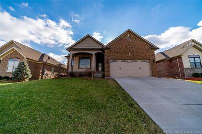 Sellersburg Single Family Home For Sale: 11528 Liberty Bell Lane
