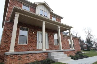 Sellersburg Single Family Home For Sale: 7900 Hollowview Drive