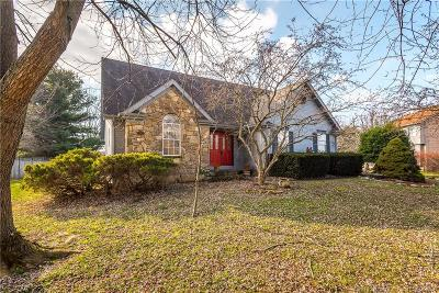 Clark County Single Family Home For Sale: 3421 Justinian Drive