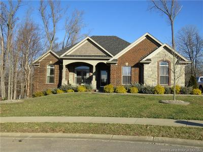 Floyd County Single Family Home For Sale: 1030 Frontier Trail