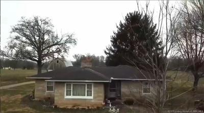 Scottsburg IN Single Family Home For Sale: $499,900