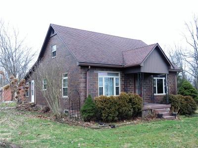 Harrison County Single Family Home For Sale: 4345 E Bradford Road NE