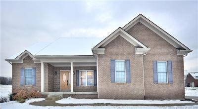 Borden Single Family Home For Sale: 23802 Greenville Borden Road