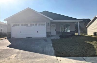 Clark County Single Family Home For Sale: 2214 Liberty Court