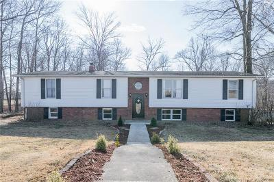 Harrison County Single Family Home For Sale: 1815 Harrison Heth Road SW