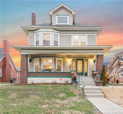 Jeffersonville Single Family Home For Sale: 929 E Court Avenue