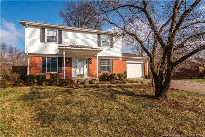 Jeffersonville Single Family Home For Sale: 411 Hemlock Road