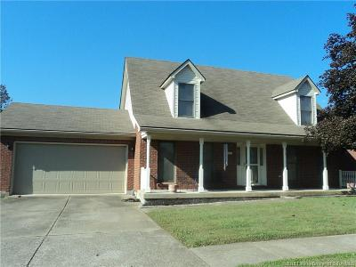 Clark County Single Family Home For Sale: 8415 Plum Valley Drive