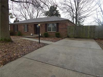 Floyd County Single Family Home For Sale: 3609 Red Fox Drive