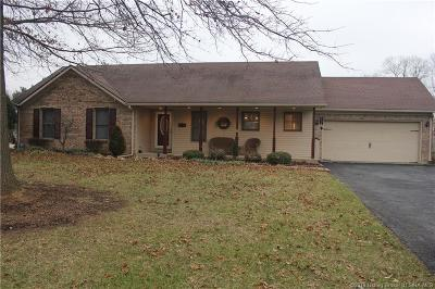 Jeffersonville Single Family Home For Sale: 3410 Justinian
