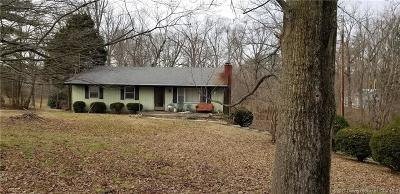 Floyd County Single Family Home For Sale: 3387 E Riley Road