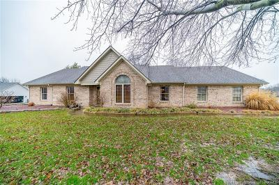 Jeffersonville Single Family Home For Sale: 4108 Patricia Drive