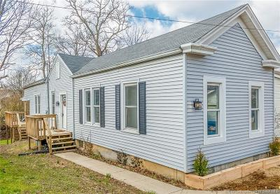 New Albany Single Family Home For Sale: 1507 Beech Street