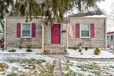 Clark County Single Family Home For Sale: 314 W Bowne Boulevard