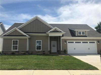 Floyd County Single Family Home For Sale: 1037 Villas Court