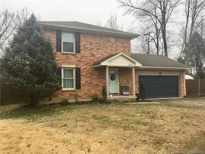 New Albany IN Single Family Home For Sale: $222,500