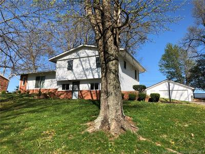 Harrison County Single Family Home For Sale: 14840 Michelle Lane NE