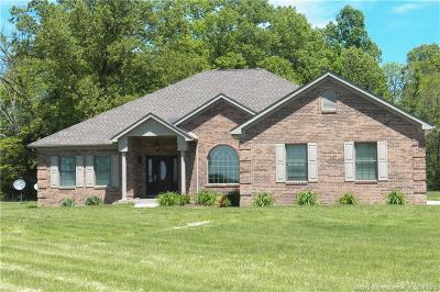 Crawford County Single Family Home For Sale: 3380 E Shanda Lane
