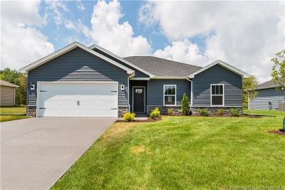 Clark County Single Family Home For Sale: 5613 Breezy Walk