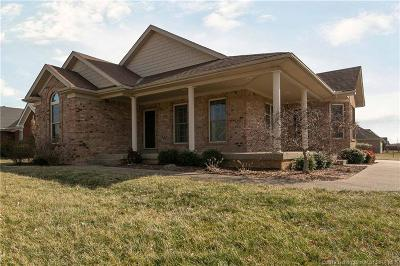 Clark County Single Family Home For Sale: 6200 Caleigh Drive