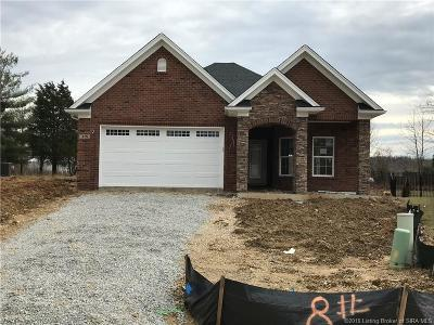 Floyds Knobs Single Family Home For Sale: 315 Tuscany Drive