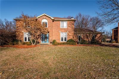 Jeffersonville Single Family Home For Sale: 612 Erin Drive