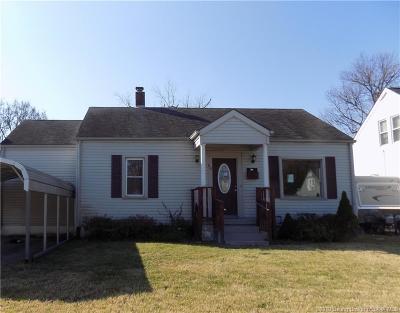 Clark County Single Family Home For Sale: 517 N Fairbanks Avenue