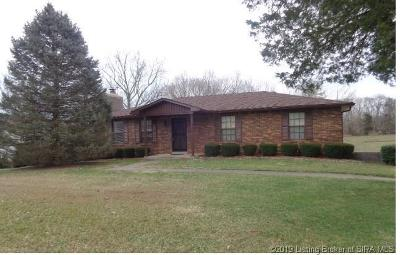 Floyd County Single Family Home For Sale: 5510 Briarhill Drive