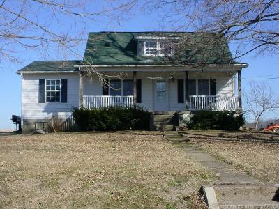 Charlestown Single Family Home For Sale: 7108 Vesta Road