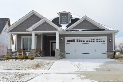 Jeffersonville Single Family Home For Sale: 2009 Villa View Court