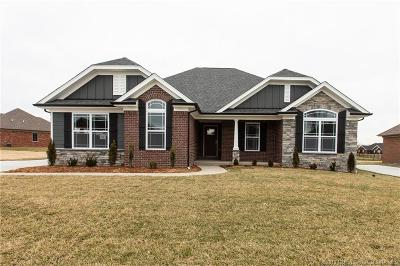 Henryville Single Family Home For Sale: 1881 Hazeltine Way