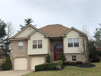 Floyds Knobs Single Family Home For Sale: 4306 Country View Drive